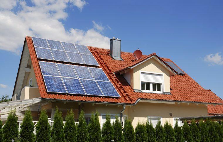 casa energia solar