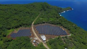 Sistema fotovoltaico da ilha de Ta'u