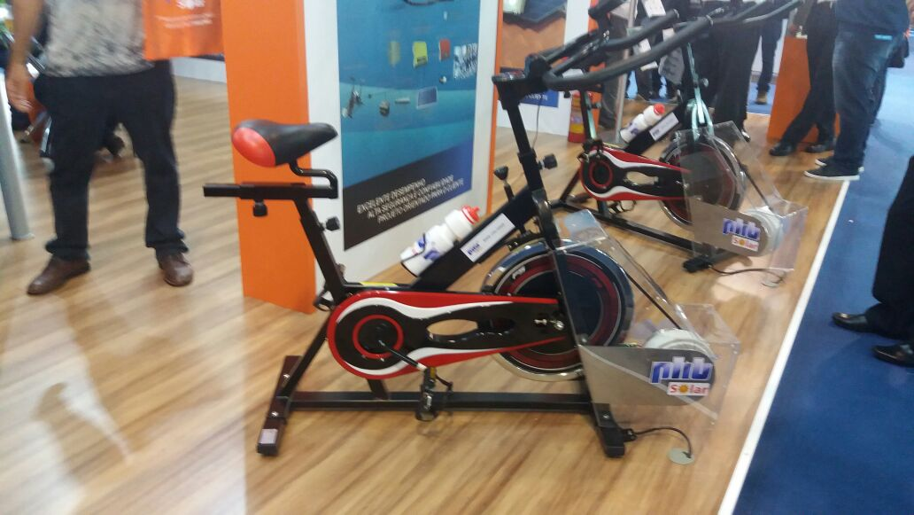 Bicicleta PHB Intersolar 2017