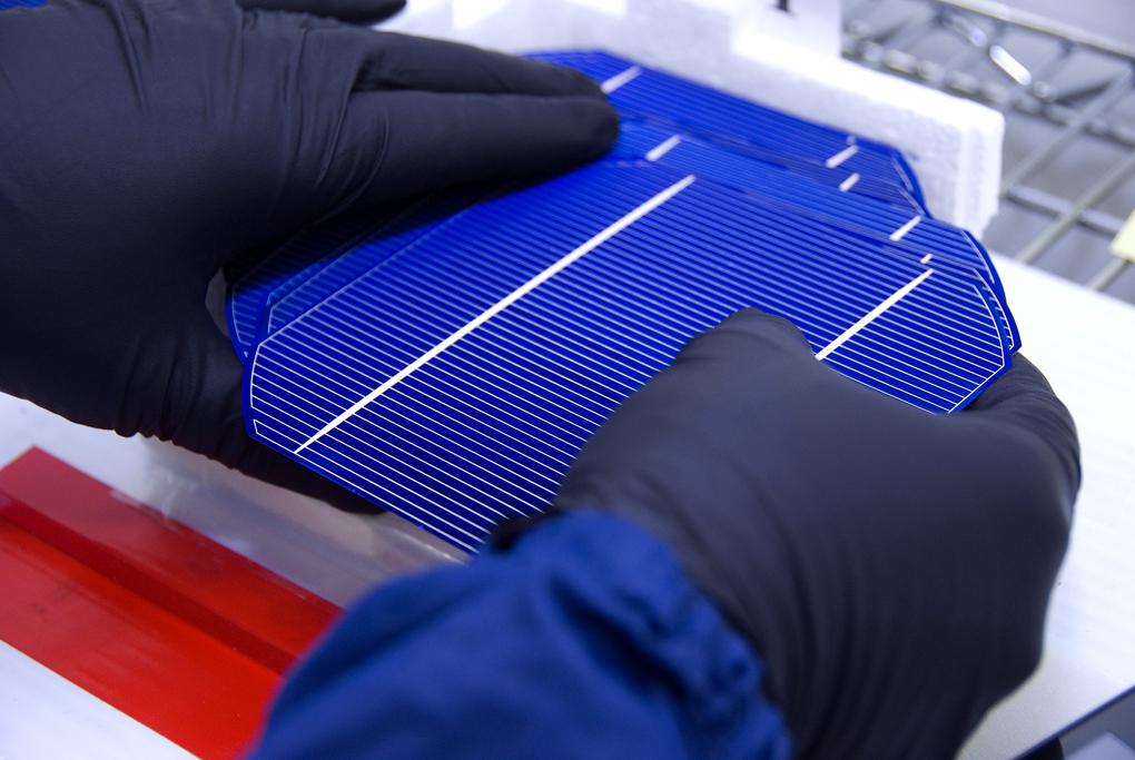 Célula fotovoltaica