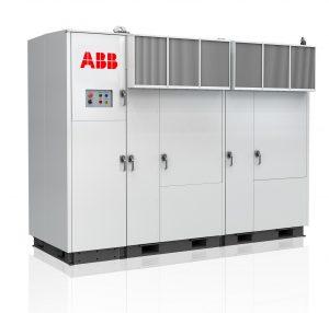 Inversor central ABB