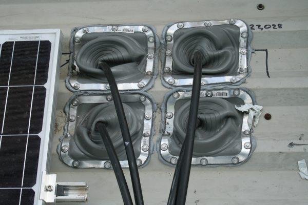 cabos solares
