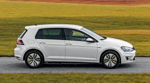 Volkswagem Golf GTE e e-Golf