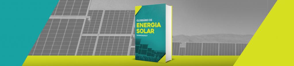 glossario da energia solar